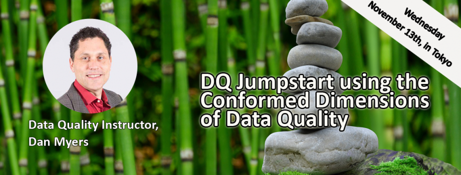DQ Jumpstart- Using the Conformed Dimensions of Data Quality
