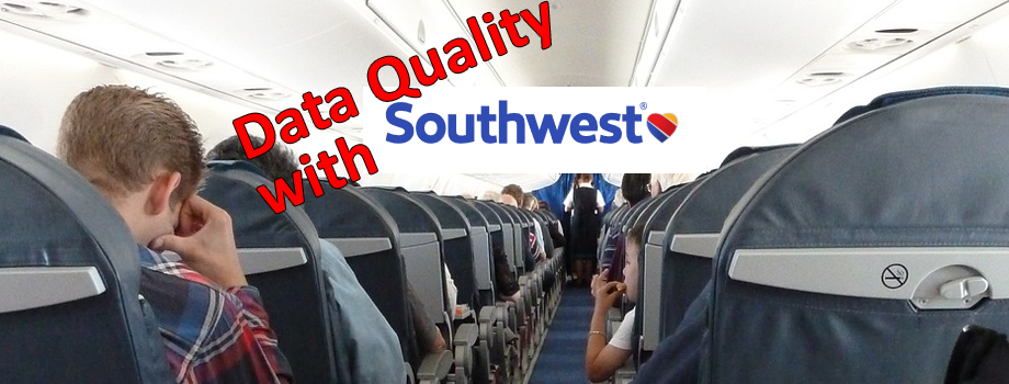 Data Quality with Southwest
